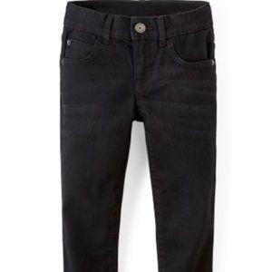 Brand New: Boys Black Denim Skinny Jeans